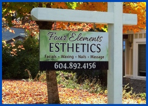 Beautiful woman at Four Elements Esthetics Squamish